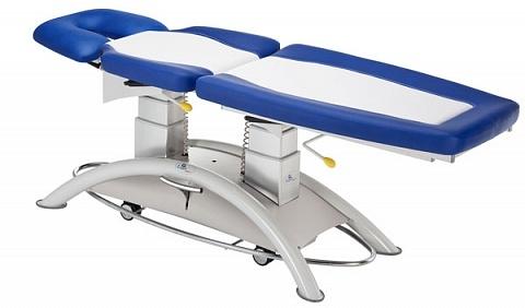 Массажный стол (3 секции, электропривод) Lojer 120E