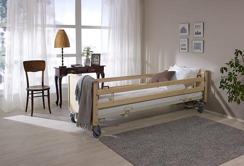 Складная медицинская кровать LOJER MODUX