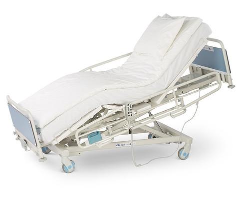 Реанимационная медицинская кровать Lojer ScanAfia ICU