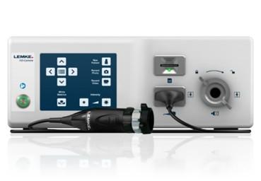 Эндовидеокамера HD с встроенным источником света