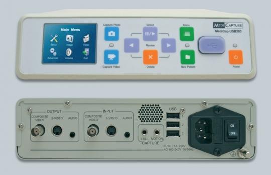 Видеорегистратор эндоскопический MediCap USB200