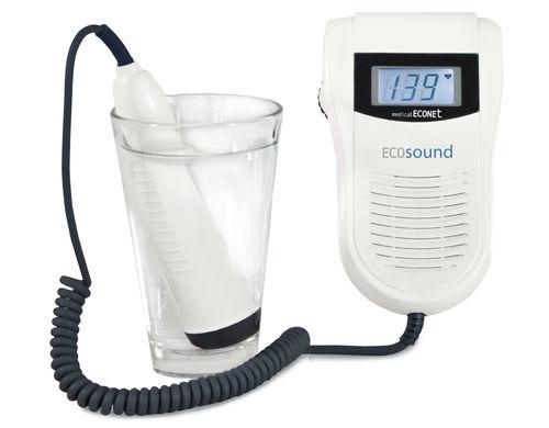 Высокочувствительный фетальный допплер карманного типа «ECOsound»