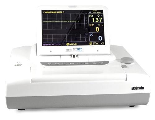 Фетальный монитор для акушерства и гинекологии ECOtwin LCD