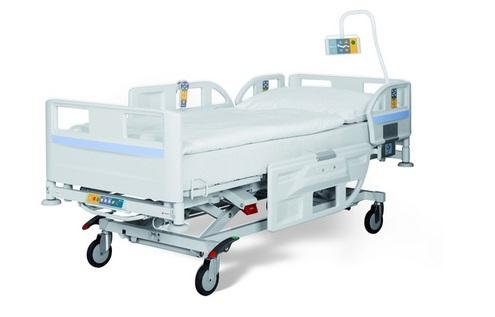 Медицинская многофункциональная универсальная больничная кровать LINET Eleganza 1