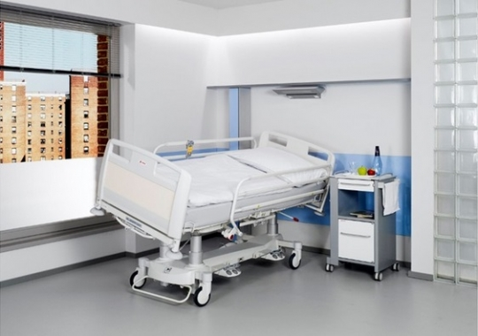 Кровать медицинская многофункциональная - LINET Latera Acute