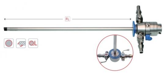 Мини-резектоскоп для гистероскопии - резектоскопии