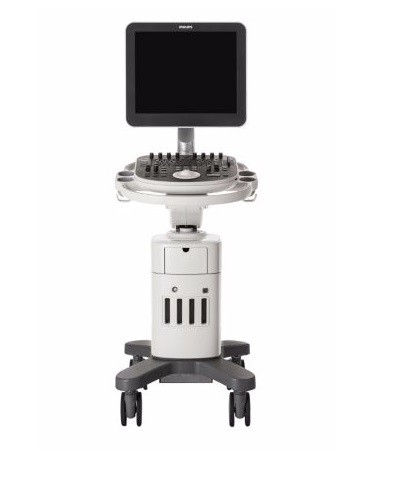 Аппарат узи с визуализацией кровотока ClearVue 850