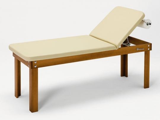 Медицинская кардиологическая и физиотерапевтическая кушетка 19-LV130