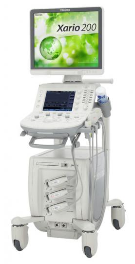Ультразвуковой сканер Toshiba Xario 200