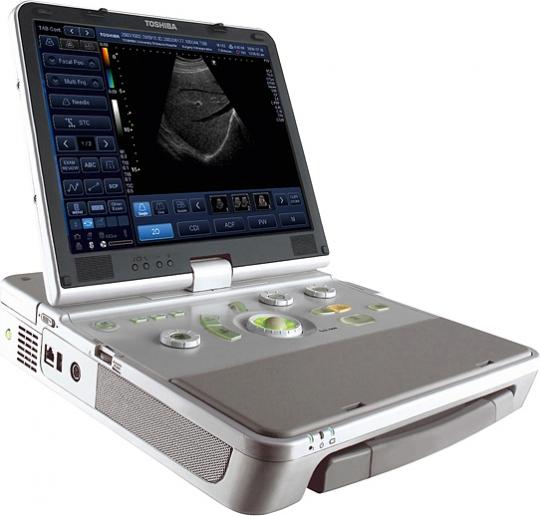 Переносной УЗ сканер VIAMO