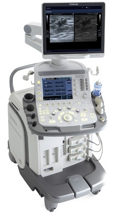 Ультразвуковой сканер Aplio 500