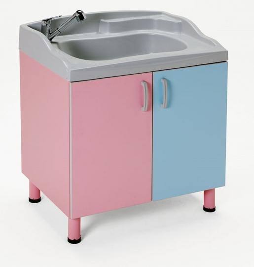 Медицинская детская ванночка для купания 24-PE130
