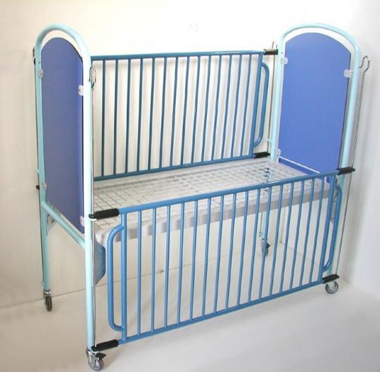Детская медицинская кровать 19-FP652