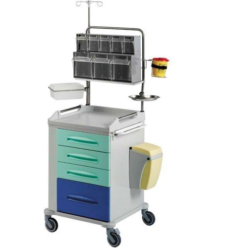 Транспортная медицинская тележка 16-FT505