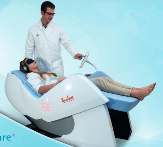 Медицинское кресло для легочной реабилитации