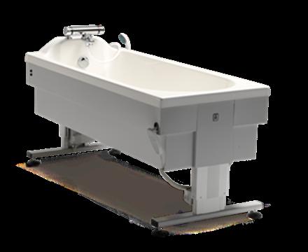 Медицинская ванна регулируемая по высоте TR 1700