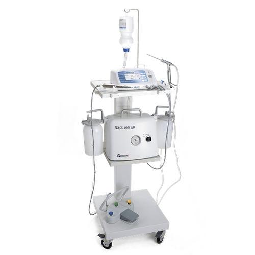 Медицинский аспиратор для отоларингологии (ЛОР-процедур) с ирригацией