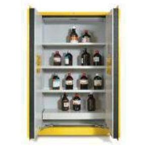 Защитные шкафы для хранения легковоспламеняющихся веществ