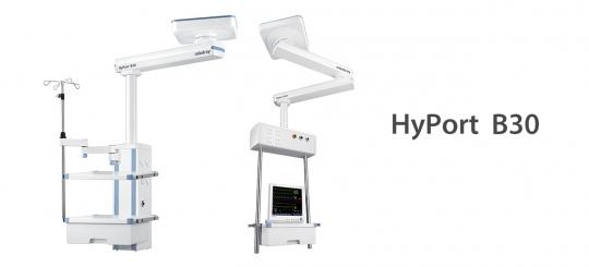 Потолочные консоли для медицинских нужд - Mindray HyPort B30