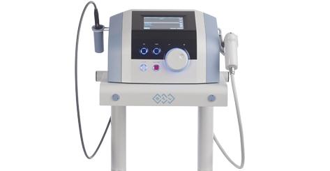 Аппарат ударно-волновой терапии с лазером высокой интенсивности