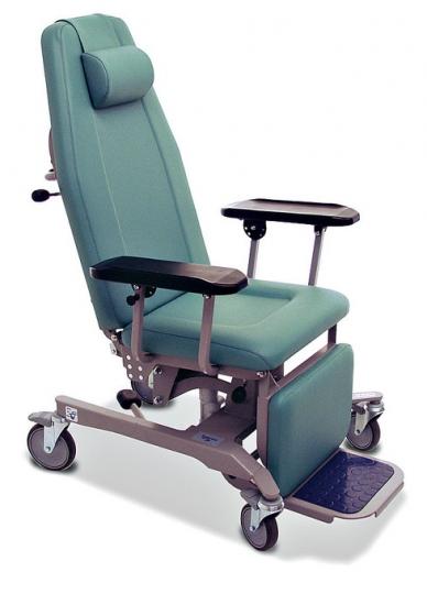 Гидравлическое медицинское кресло - 6801