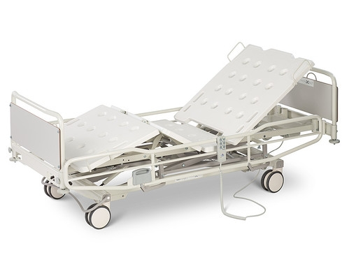Медицинская реанимационная кровать для больницы - Lojer ScanAfia XTK