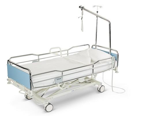 Медицинская кровать для реанимации Lojer ScanAfia XS