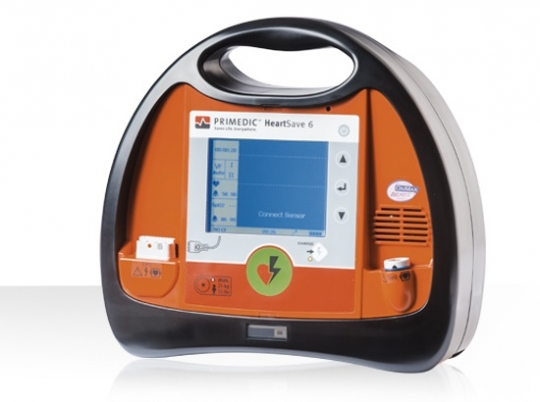 Дефибрилляторы HeartSave 6/6S PRIMEDIC METRAX