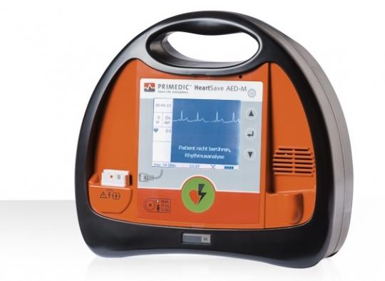 Дефибриллятор HeartSave AED/AED-М PRIMEDIC METRAX