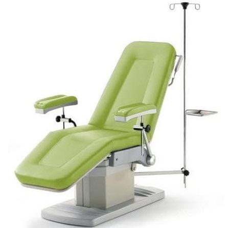 Кресло донорское для забора крови GIVAS АР 4096