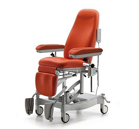 Медицинское многофункциональное донорское кресло GIVAS MR 5268