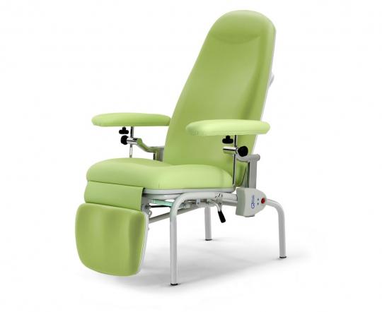 Стационарное донорское кресло для забора крови GIVAS MR 5062