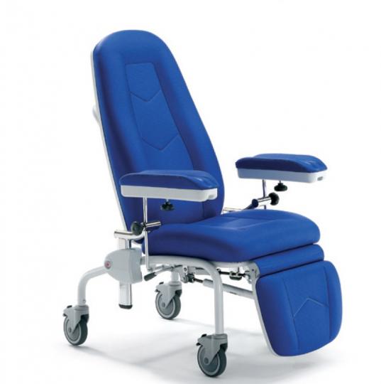 Донорское кресло для забора крови GIVAS MR 5160