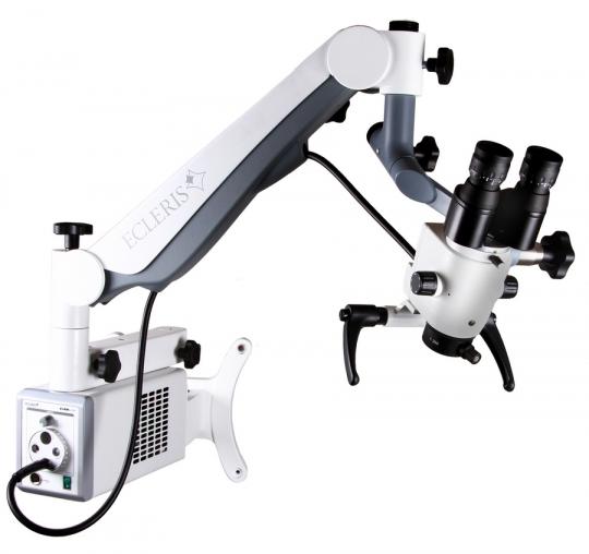 Операционный Лор микроскоп - Ecleris Microstar ОМ-100-W