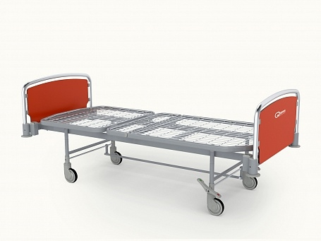 Медицинская кровать общебольничная односекционная Givas THEOREMA FA0000
