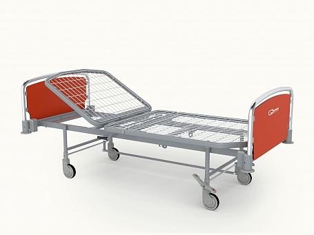 Кровать медицинская функциональная 2-х секционная с фиксированной высотой Theorema FA0115