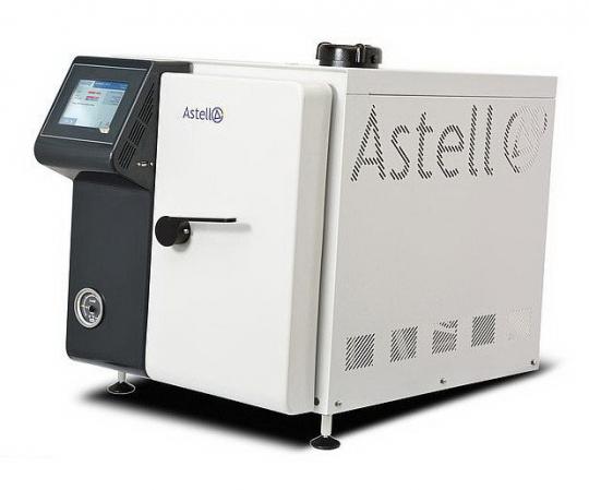 Лабораторный автоклав с горизонтальной (фронтальной) загрузкой - Astell объем 33 л