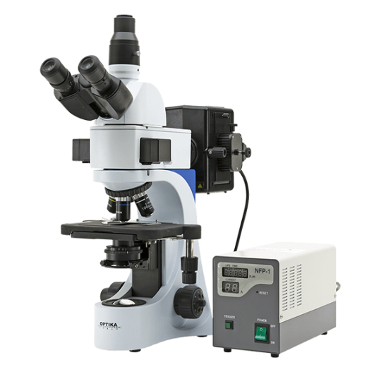 Лабораторный микроскоп B-383 FL Optika Microscopes