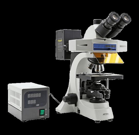 Исследовательский микроскоп B-500 TiFl