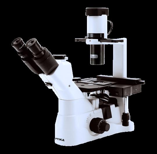 Перевернутый исследовательский лабораторный микроскоп XDS-3