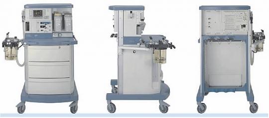 Наркозно-дыхательный аппарат Fabius GS (Фабиус Джи-Эс)