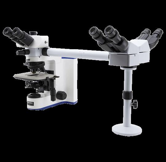 Лабораторный дискуссионный микроскоп B-1000Ti-3 Optika Microscopes