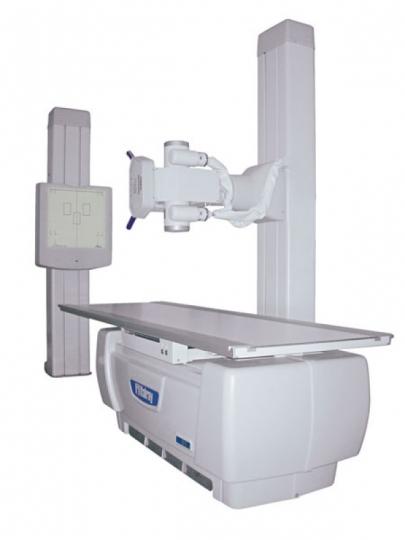 Рентгеновский аппарат на 2 рабочих места с детекторами Clinomat