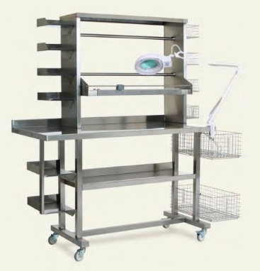 Рабочий упаковочный стол - MCM 3654