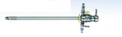 Тубусы беспрерывного потока для резектоскопа - невращающиеся