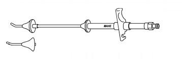 Инструменты и аксессуары для гинекологической лапароскопии