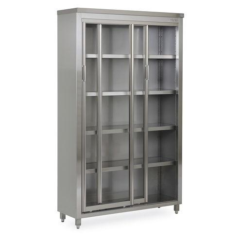 Медицинский шкаф с раздвижными дверцами для операционной MSAD 2008