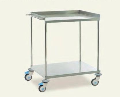 Медицинский стол для инструментов MAM 2135