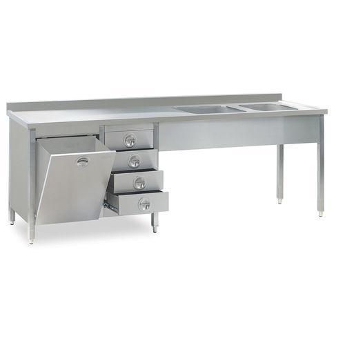 Медицинский стол для приготовления гипса MAM 1070