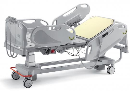 Реанимационная медицинская кровать для интенсивной терапии с весами Space